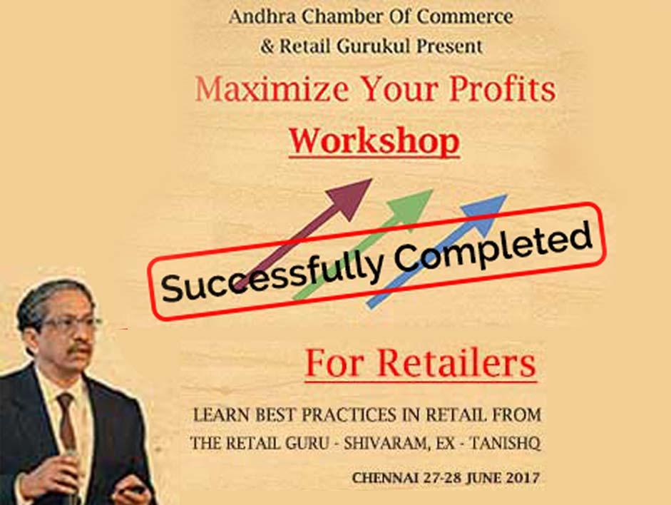Chennai Retail Workshop