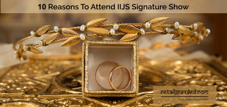 IIJS Signature event
