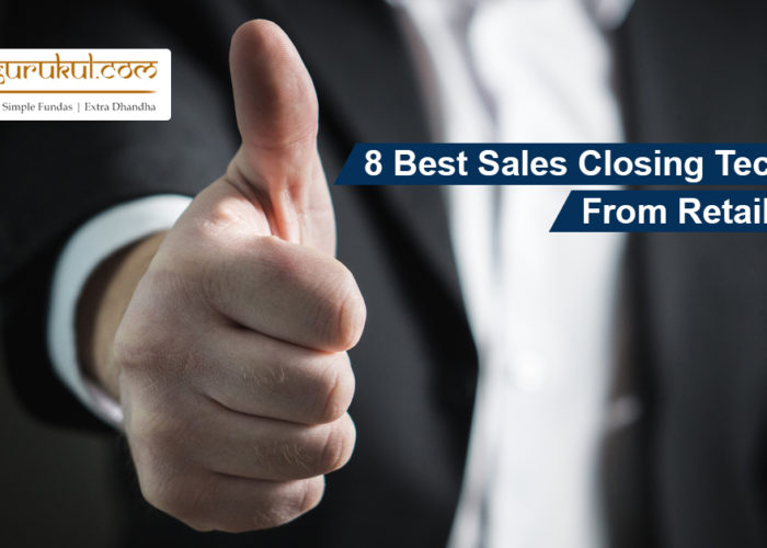 retail training on sales closing techniques