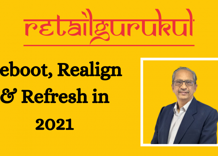 Reboot, Realign & Refresh now