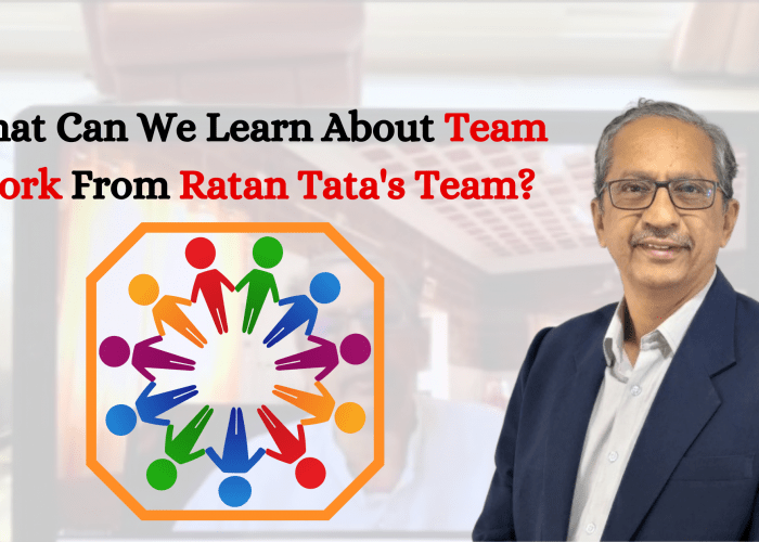 Learn Team Work Ratan Tata V2