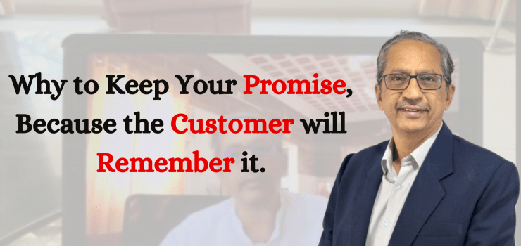 Why to keep your promise